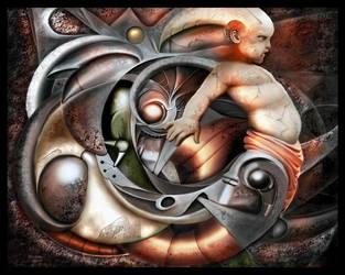 Nightmare catcher by scissors-hands