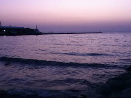 sea by littlebluewildfire