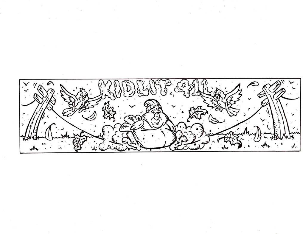 Kidlit 411 inks by Optic-AL