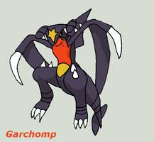 Garchomp by Roky320