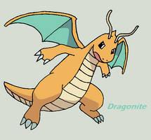 Dragonite by Roky320