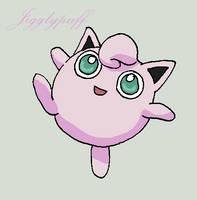 Jigglypuff by Roky320