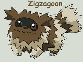 Zigzagoon by Roky320