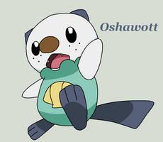 Oshawott by Roky320