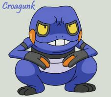 Croagunk by Roky320