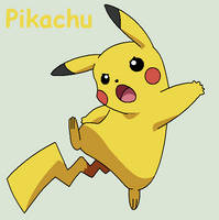 Pikachu by Roky320