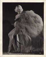 Vaudeville dancer by MementoMori-stock