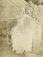 flapper bride by MementoMori-stock