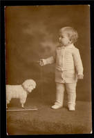 vintage cute little boy by MementoMori-stock