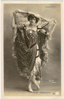 Vintage follies bergere IV by MementoMori-stock