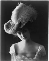 Vintage edwardian woman XIX by MementoMori-stock