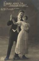Vintage dancer couple III by MementoMori-stock