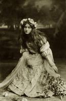 Vintage princess Maude Fealy 003 by MementoMori-stock