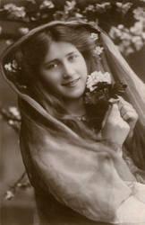 Miss Phyllis Dare 003 by MementoMori-stock