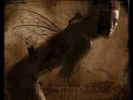 Femme Insecte by kReEsTaL