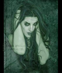 Irene, Rage and Sadness by kReEsTaL
