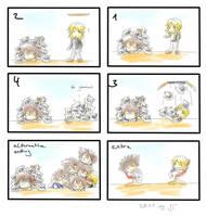 Kuramon attack by mirrowdothack