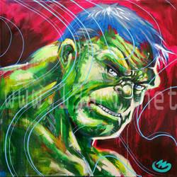 Hulk Red fili by 13artnet