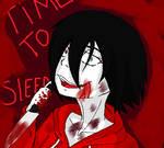Rose the killer by Crystalthehedgehog9