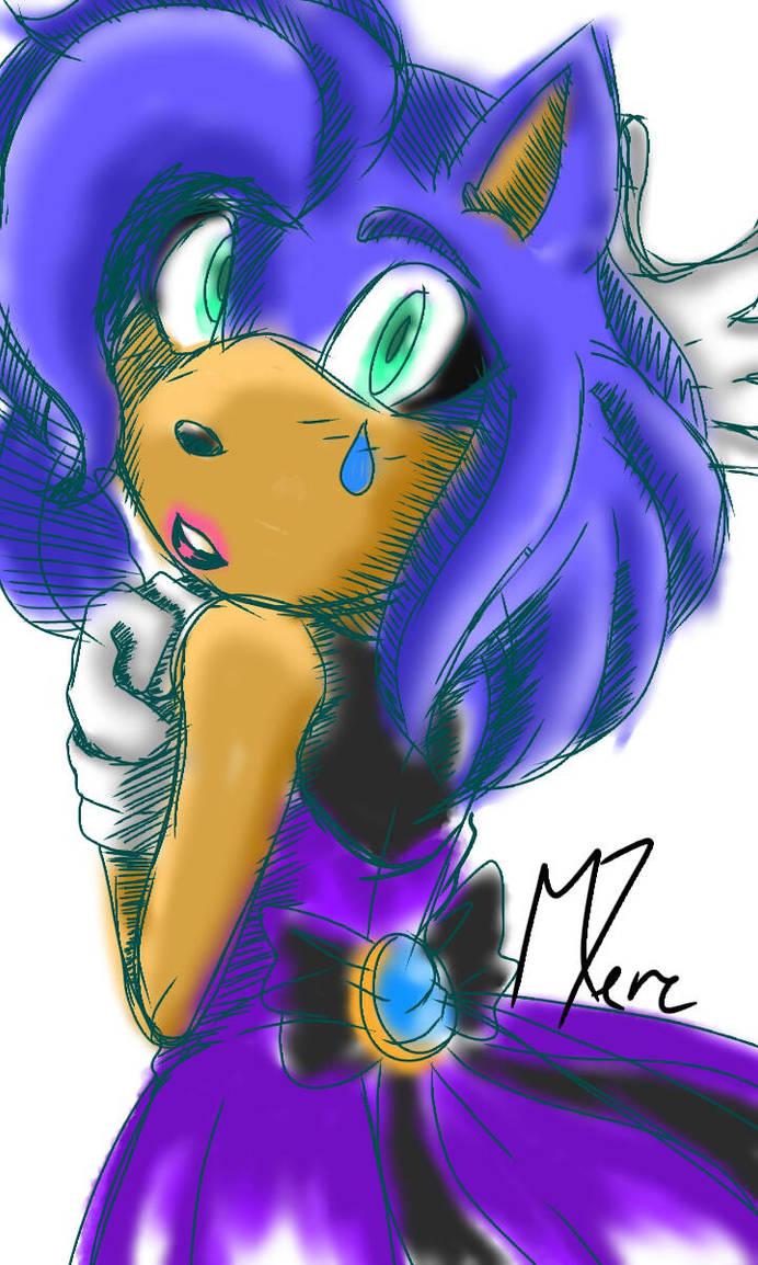 Random drawing #2 by Crystalthehedgehog9