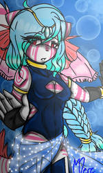 Nephira by Crystalthehedgehog9