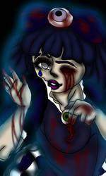 (Creepypasta) Hisako by Crystalthehedgehog9