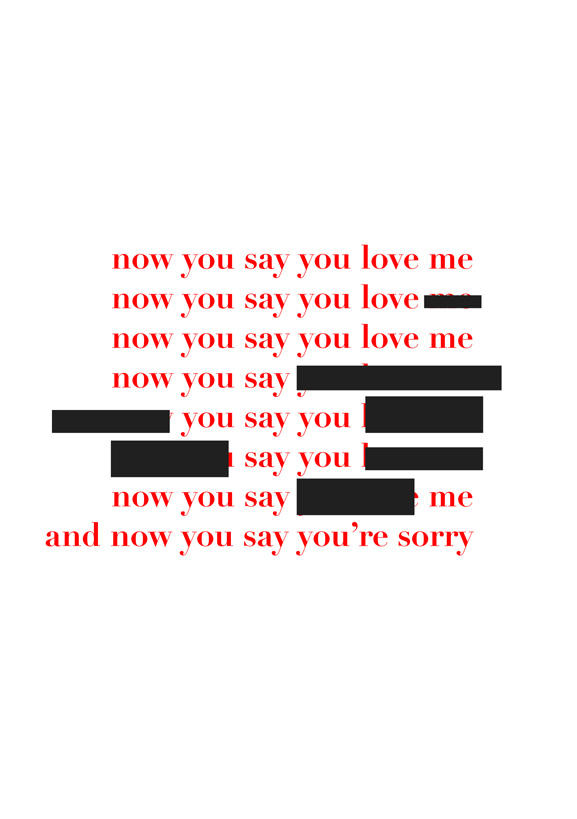 now you say you by the-negative