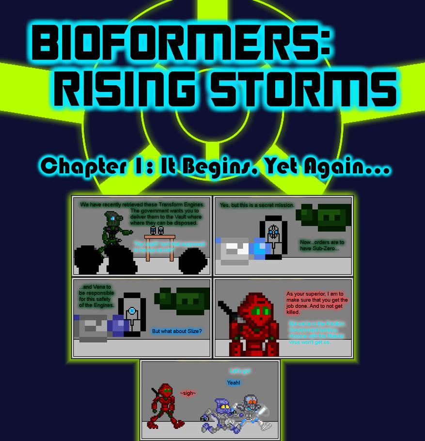 BRS Episode 2: Brief Briefing by Color17
