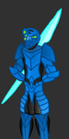 Shard, Toa Gemknight by Color17