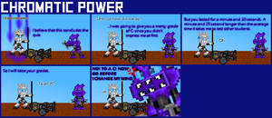 Chromatic Power #005: Passed? by Color17