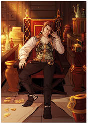 Balthier by Leadto-Light