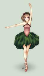 Ballerina by kiwicha