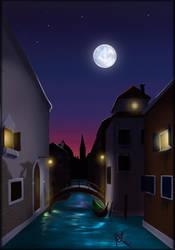 Venetian background by MickusTheDutch