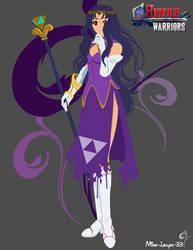 Hyrule Warriors ~ Hilda by miss-lollyx-33