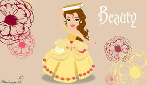 Disney Princess Young ~ Beauty by miss-lollyx-33