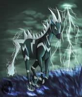 Zebstrika by Kenisu-of-Dragons