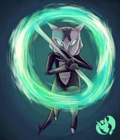 Ghost Marowak by Kenisu-of-Dragons