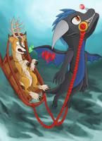 Meet Tyandaga Art Contest Entry by Kenisu-of-Dragons