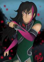 For Myself by Kenisu-of-Dragons