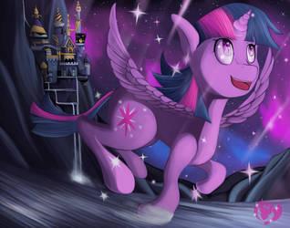 A Night of Magic by Kenisu-of-Dragons