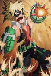 Lord Explosion Murder by Kenisu-of-Dragons