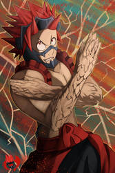 Red Riot by Kenisu-of-Dragons