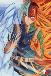 Freezer Burn by Kenisu-of-Dragons