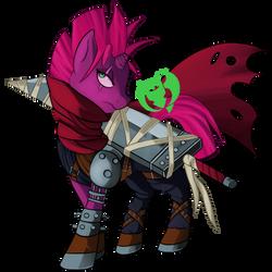 Tempest Strife by Kenisu-of-Dragons