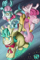 The Greatest Gift Givers by Kenisu-of-Dragons