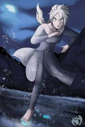 Letting it Go by Kenisu-of-Dragons