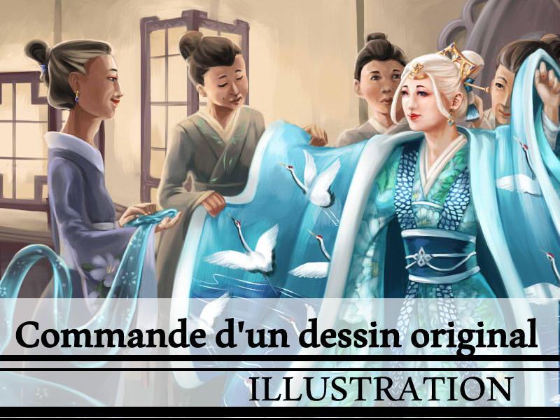 Commandeillu by uriko33