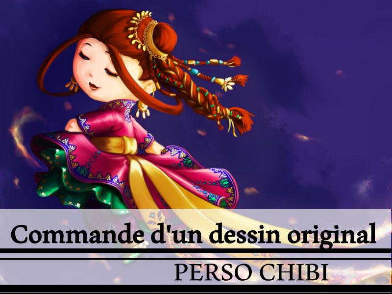 Commandechibi by uriko33