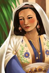 Oriental 1 by uriko33