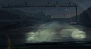 Future Traffic by XGhastX